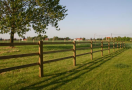 Paardenomheining Oklahoma paal 3,00 m