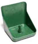 Liksteenhouder liksteen 10 kg nr 115-03 groen
