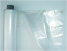 Plastiekfolie PE transparant 4 m - dikte 0,10 mm (100µm)
