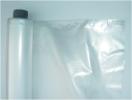 Plastiekfolie PE transparant 2 m - dikte 0,10 mm (100µm)