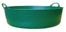 Polet Tubtrug 35L H16 - D57 groen
