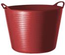 Polet Tubtrug L 42L H33 - D45 rood