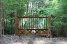 Tuinpoort Cottage Gate hardhout 1,00 m H - 1,50 m B