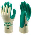 Handschoen Showa 310 Groen 10/XL