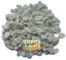 Siergrind Carrara split 9/12 mm geleverd