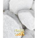Sierkeien Crystal/Extra white breuksteen 40/80 mm geleverd