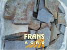 Sierkeien Stapstenen/Flagstone geleverd