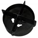 Terrateck thermoperfo mondstuk kruis 13 cm