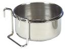 Eetbak inox 2 haken 0,90 L - 15 cm