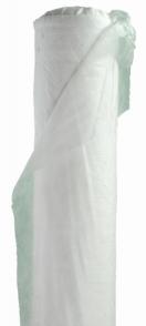 Vliesdoek - acryldoek  3,2 m breed - 30gr/m²
